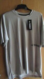 Adidas Terrex Hike Mens T-Shirt Top Size M