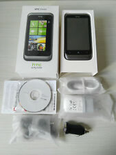 "HTC RADAR GREY 8GB 5 MEGAPIXEL SMARTPHONE 3.8"" WIFI GPS 3G RADIO WINDOWS PHONE"