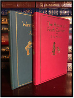 Winnie the Pooh Deluxe Classic Gift Set New Illustrated Hardcovers A.A. Milne