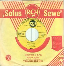 "NEIL SEDAKA - CALENDER GIRL ( SOUTH AFRICA RCA 45-471) 7""PS 1961 / GREAT SLEEVE"
