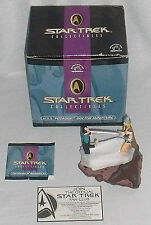 Star Trek USS VOYAGER DOCTOR Limited Edition Miniature