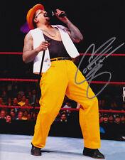 The Godfather Hof Signed 8x10 Photo wwe tna wrestling Papa Shango Pimp