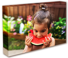 More details for canvas picture print photo personalised canvas wall art framed artwork hanging