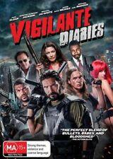 Vigilante Diaries (DVD, 2016)*R4*Terrific Condition*Michael Madsen*
