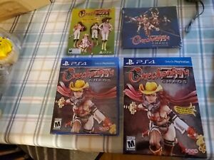 ONECHANBARA ZII Z 2 CHAOS GAME NEW FOR PLAYSTATION 4 PS4
