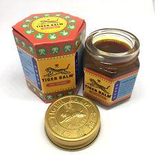 Original Tiger Red Balm Thai Ointment Herbal Rub Relief Muscle Ache Pain 30 g.