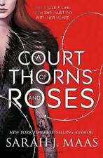 A Court of Thorns and Roses ( de & Tril 1 ) par Maas, Sarah J.