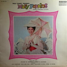 Various - Walt Disney Presents Mary Poppins (Original Soundtrack  / VG / LP, Alb