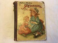 Father Tucks Annual Vintage Children's Book  circa early 1900's