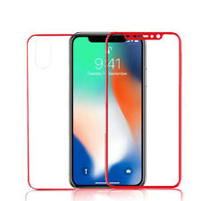 Premium Front and Back Tempered Glass Film Screen Protector For iPhone X 2017