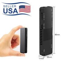 1080P DVR Hidden Portable Mini Spy Camera Pen Night Vision Video Voice Recorder
