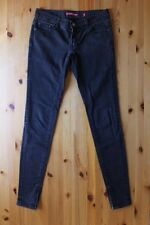 LEVIS Womens Skinny Jeans LEVIS 831 in Faded/ Washed Out Black Size 9