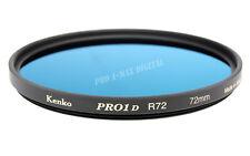 Kenko 72mm Pro1 Pro 1 Digital Infrared R72 Filter 72 mm