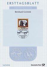 Brd 2008: Automatenmarken-ersttagsblatt Nr 7 Mit Bonner Sonderstempel 1704 6