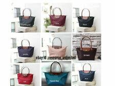 NEW Auth Longchamp Le Pliage Nylon Tote Handbag Travel Bag Large L 9 color
