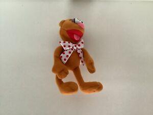 The Jim Henson Company 2003 Muppets Fozzie Bear Plush Toy