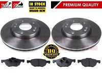 FOR HONDA ACCORD 2.0 2.4 2.2 CDTi VTEC 2003- FRONT BRAKE PADS DISCS 300mm