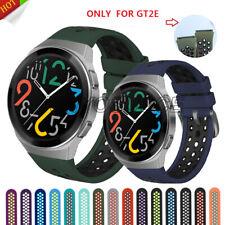 Neues AngebotSports Silikon Armband Nur Für Huawei Watch GT 2e 46mm Uhr Ersatzarmband Strap