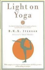 Light on Yoga by B. K. S. Iyengar (Paperback, 1995)