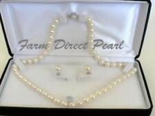 Echtschmuck-Sets für Damen mit Perle