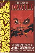 The Tomb of Dracula Comic Book Mini-Series #4 Marvel Comics 1992 NEAR MINT