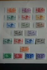 "New Hebrides 1953-56 including ""Postage Due"" O/P"