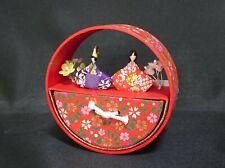 Japanese Style Mini Storage Drawer Japan Girl's Festival<Hinamatsuri&g t; *A843