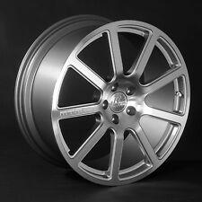 "MTM Bimoto 9x20 ET42 5x112 Titan-Poliert ""forged"" Schmiedefelgen Leicht Audi VW"