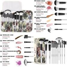 Makeup Brush Set Sephora 12 Pieces Professional Makeup Brushes Kits Floral Case