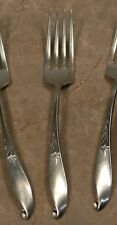 "Wallace ""Wishing Star"" Sterling Silver Fork 7"" long .925 40 grams"