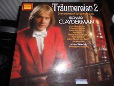LP Richard Clayderman - Träumereien 2 - Teldec 1977