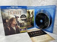 The Hobbit: An Unexpected Journey, DVD & Blue Ray Plus Special Features