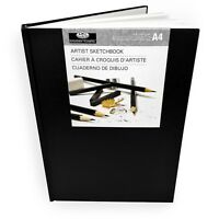 Royal and Langnickel - Essentials Hardback A4 Artist Sketchbook – 80 Sheets