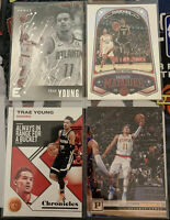 2020 Panini Chronicles TRAE YOUNG Lot (4) HAWKS 🔥🔥