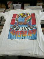 Grateful Dead Summer Tour 1989 Shirt Vintage Gildan Reprint T-Shirt Size S - 2XL
