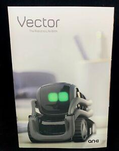Anki 000-0075 Vector Home Companion Robot Used