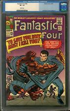 Fantastic Four #42 CGC 7.5 (W)