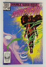 Daredevil #190 Frank Miller's Resurrection of Elektra! Black Widow! Fn+ (6.5)