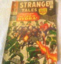 Comic Book Rare Old Marvel Strange Tales #140 1966 12 Cent Comic 3.5