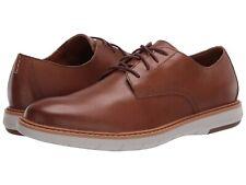 Men's Shoes Clarks DRAPER LACE Lace Up Oxfords 49634 TAN LEATHER
