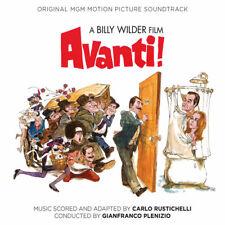 AVANTI! ~ Carlo Rustichelli CD
