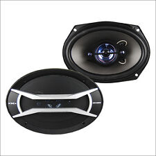 6x9 4-Way IMPP Cone Quad-axial  Car Speaker 500 Watts XGT-6904 SOLD by PAIRS