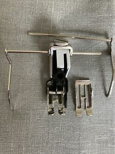 WALKING FOOT EVEN FEED  WITH QUILTING GUIDES FITS BERNINA OLD STYLE MACHINES