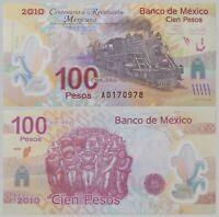 Mexiko / Mexico 100 Pesos 2007 Polymer p128a unz.