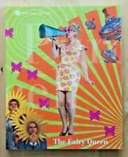 The Fairy Queen programme ENO Gran Teatre del Liceu Spain 2002 Linda Richardson
