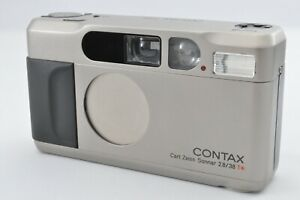 [Mint] CONTAX T2 Point & Shoot 35mm Compact Film Camera From Japan