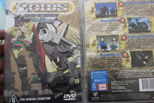 ZOIDS NEW CENTURY 2.3 DELETED RARE PAL DVD CARTOON ANIMATION JAPANESE TV SERIES