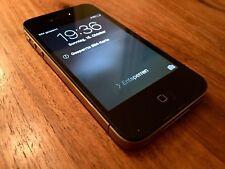 Apple iPhone 4s / 4S  -  16 GB schwarz (ohne Simlock) Smartphone  ** wie neu **