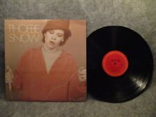 "33 RPM 12"" LP Record Phoebe Snow Against The Grain 1978 Columbia JC 35456"