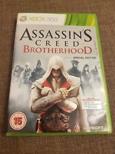 Assassin's Creed: Brotherhood (Special Edition) (Microsoft Xbox 360, 2010)